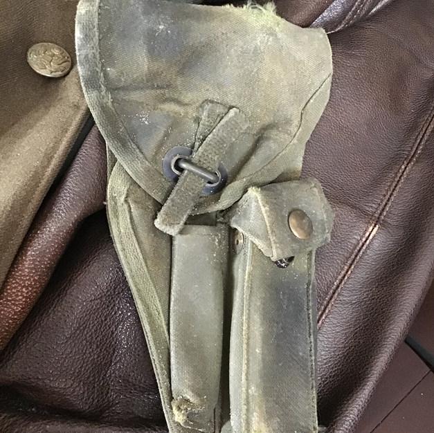 WWII Gun & Magazine Holster