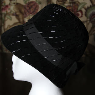 1960's Lady's Pillbox Hat #3