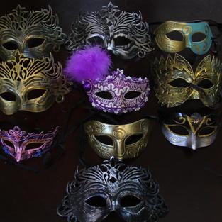 Assorted Masquerade Masks