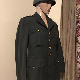 WWII Army Jacket (Missing Patch)