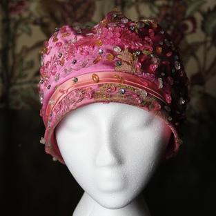 1960's Lady's Pillbox Hat #4
