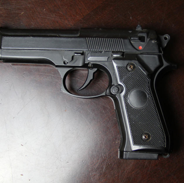 M17 Black Military Pistol