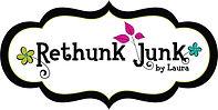 Rethunk Junk by Laura Logo