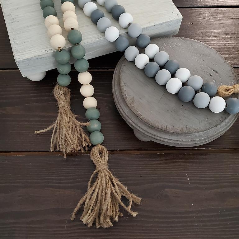Craft Workshop - Bead Garlands (9/22/2021)