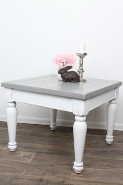 Farmhouse Style Side Table