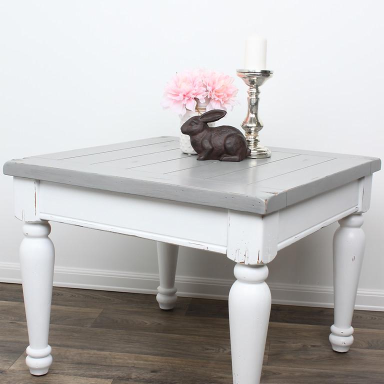 Furniture Painting 101 - 8/26/2021