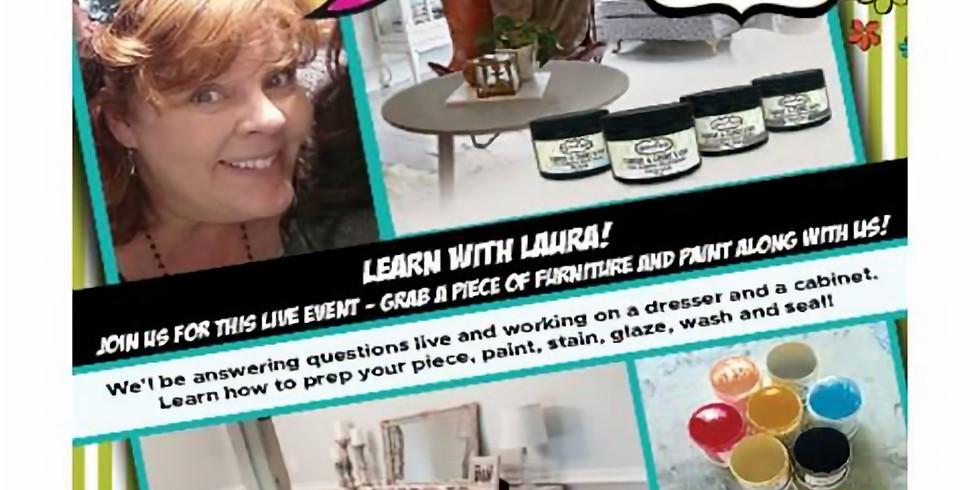 ****FREE**** Paint With Laura!