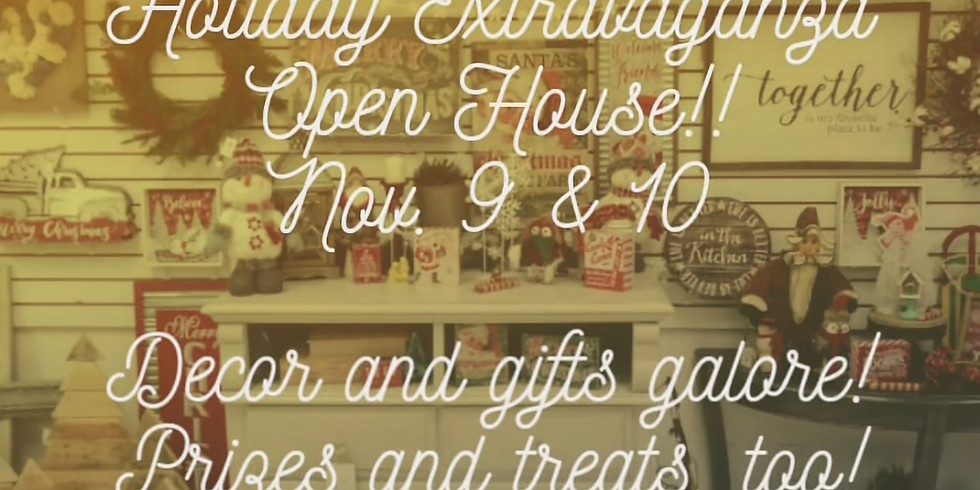 Holiday Extravaganza Open House