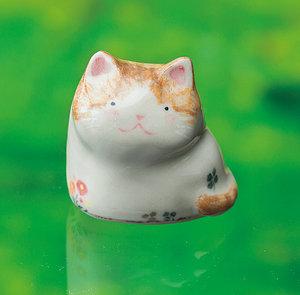 九谷焼 分骨入れ(猫)