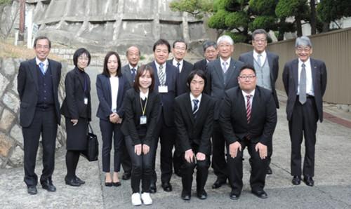 平成31年度新入社員とのグループ合同昼食会
