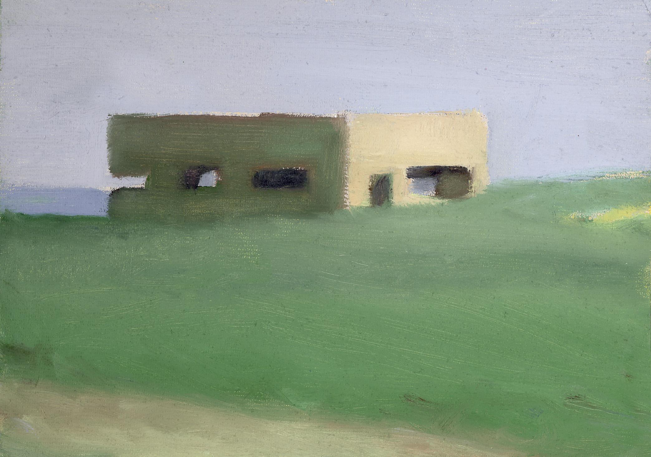 Pillbox at Rye #2