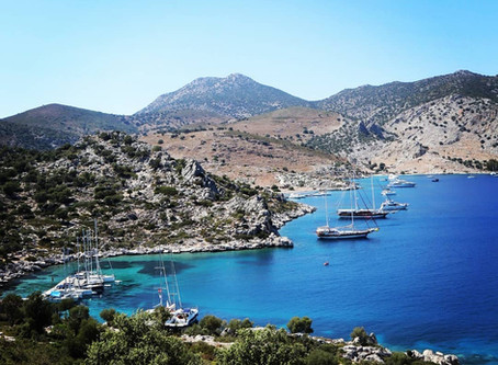 Sailing Turkey's 'Turquoise' Coast