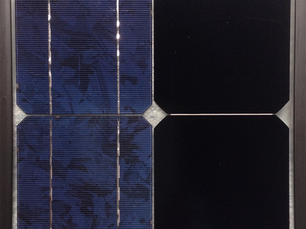 Strength in the solar cell