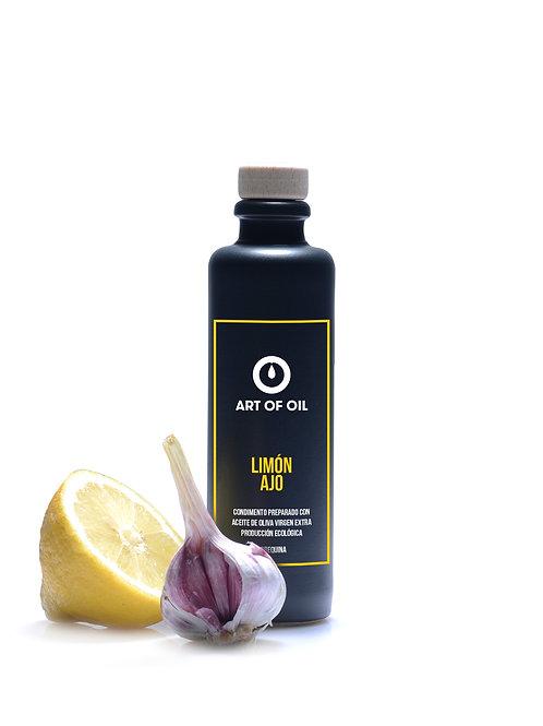 Art Of Oil. Limon & Ajo. 200 ml