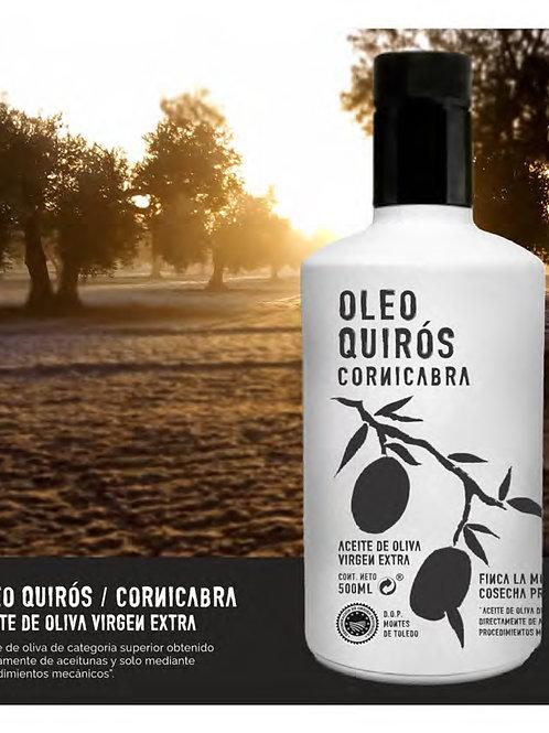 Oleo Quirós. Cornicabra. 500 ml.