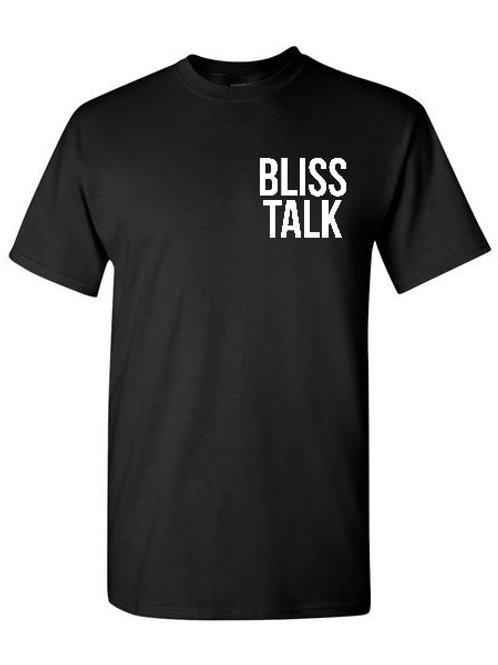 Black Bliss Talk T-Shirt