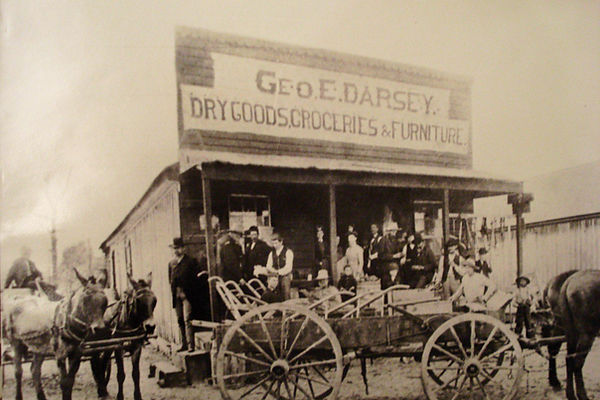 Darsey Dry Goods, Groceries & Furniture