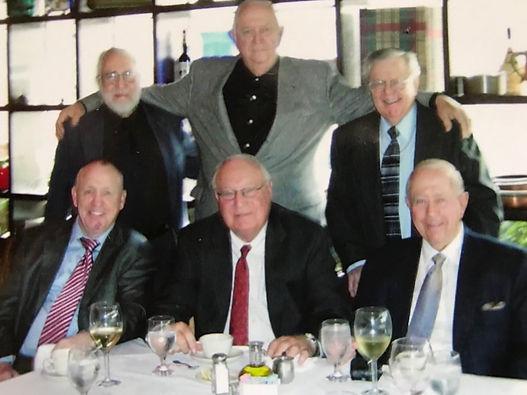 Bill Darsey, Dan A. Hughes, Earl Melton, Ray Welder and Clark Sutley