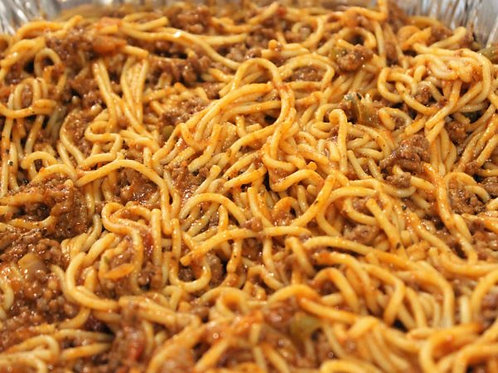 Spaghetti with Beef
