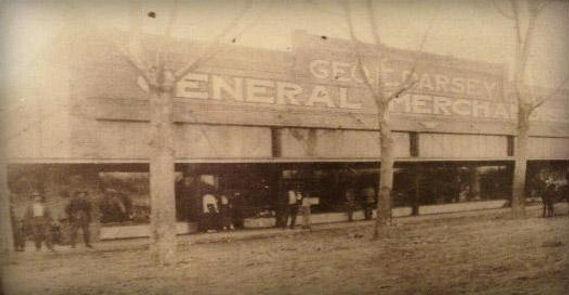 Geo E Darsey General Merchandise