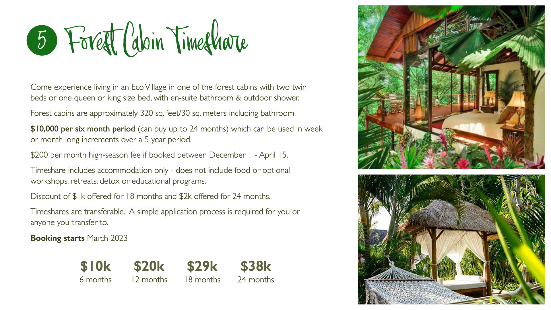 Forest View Timeshare