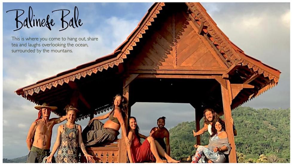 Balinese Bale
