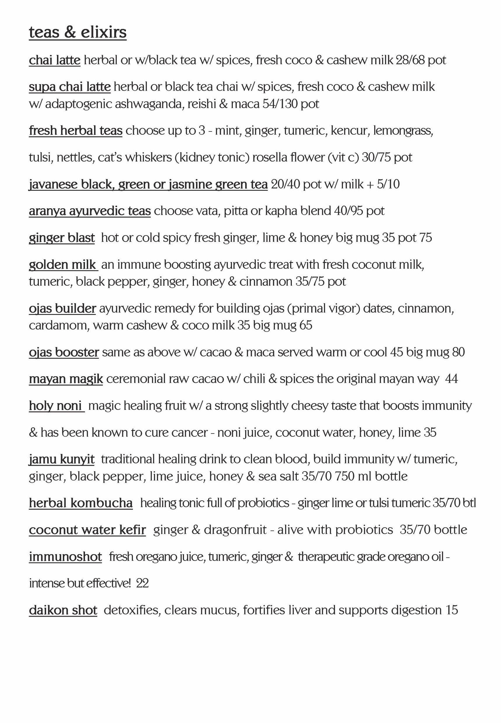 soma teas & elixirs