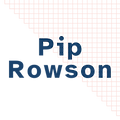 Pip Rowson logo transparent background n