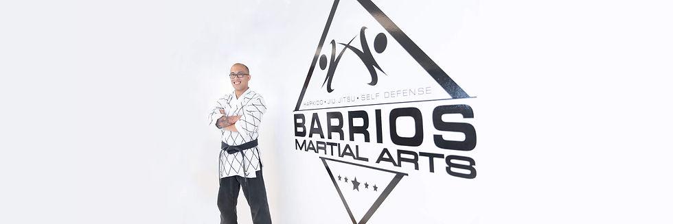 Carlos Barrios Barrios Martial Arts Owner and Head Instructor
