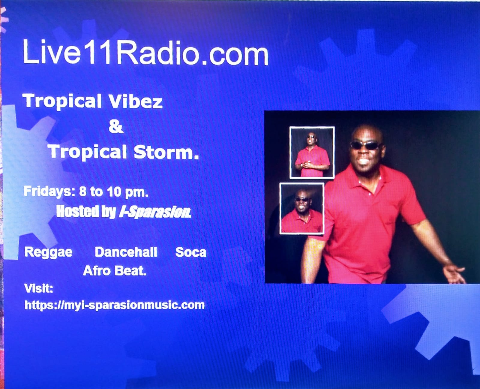 Tropical Vibez and Tropical Storm