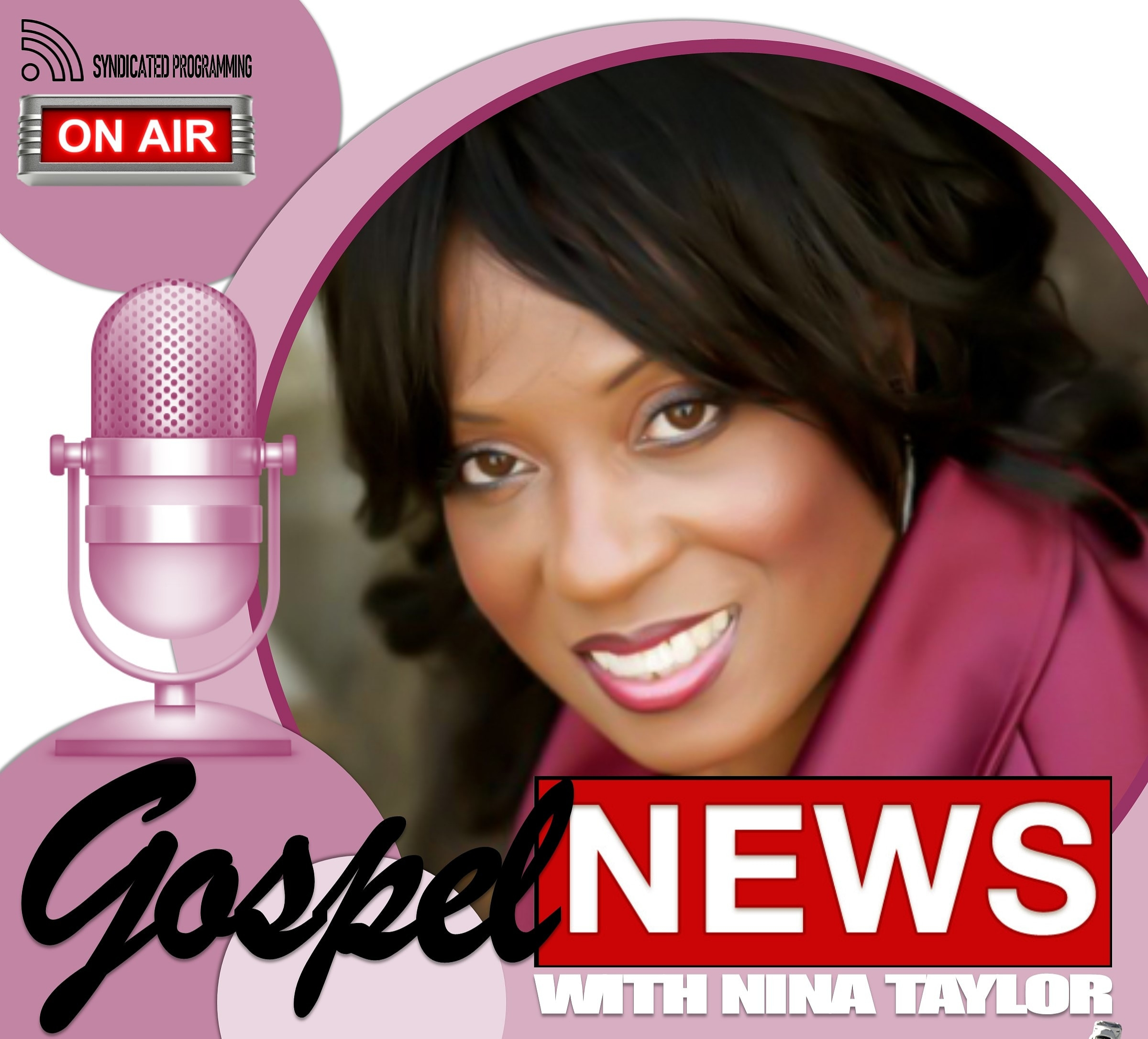 Gospel News Show Mondays at Noon
