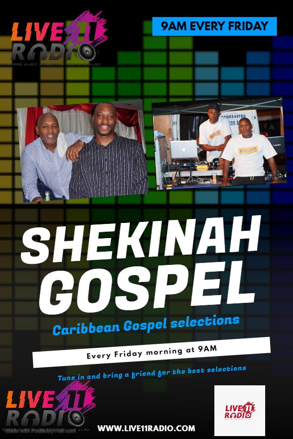 Shekinah Gospel Show