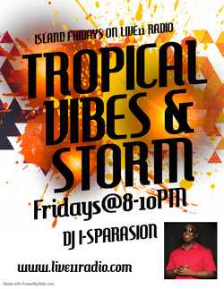 Tropical Vibes and Storm-flyer