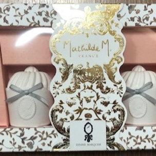 Coffret décors parfumés Gourmandises Divine Marquise