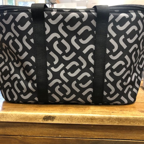 Cooler bag signat black