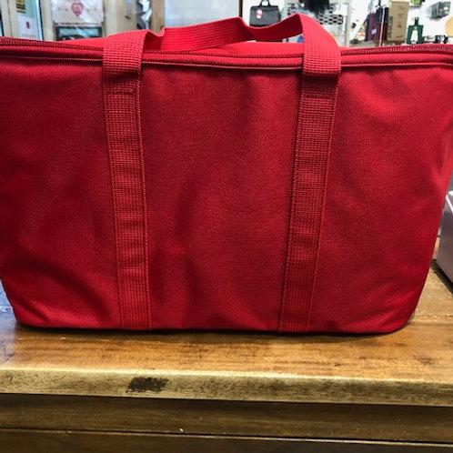 Cooler bag rouge