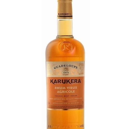 Karukera Rhum vieux agricole