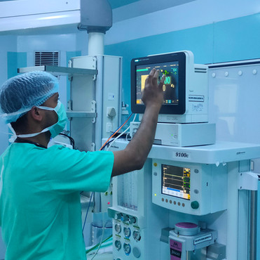 Anaesthesiology