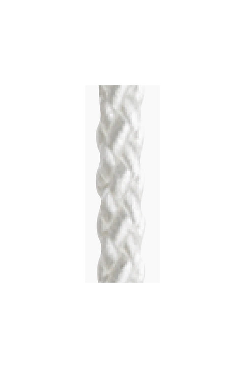 8 Plait Standard Polyester Rope - Priced Per Metre