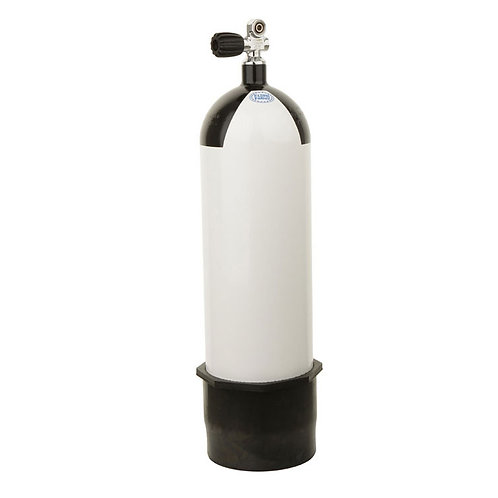 12L Steel Cylinder - 232 BAR