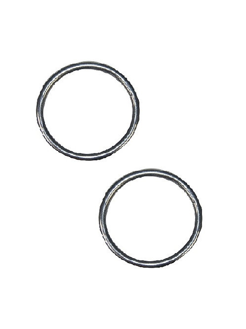 Holt S/S Two Pack Round Ring 3*20mm