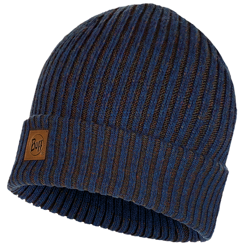 Buff Knitted Hat - Lars Night Blue
