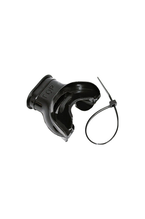 Beaver Black Silicone Comfort Mouthpiece