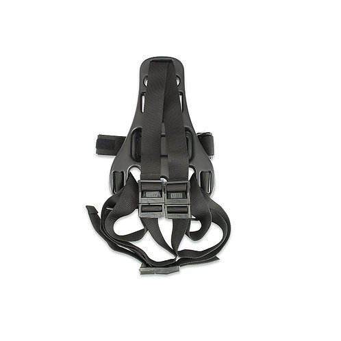 Backplate with Harness, QR Buckles & Camband