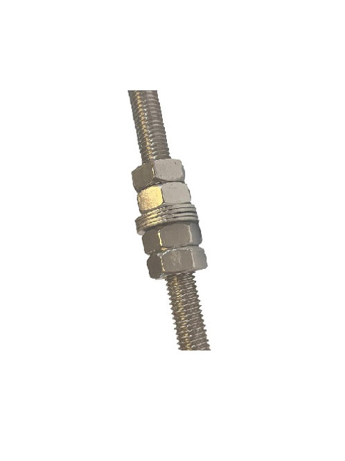 Holt A4 Studding inc. nuts & Washers - Various Sizes