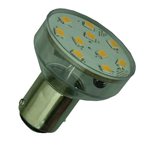 Holt LED Interior Bulb 165lm Warm White Short Neck