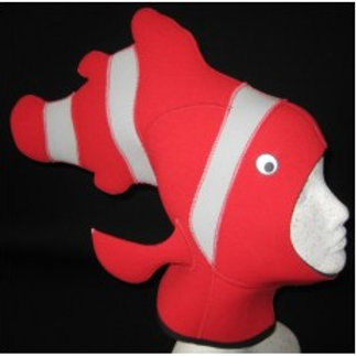 Clownfish Hood