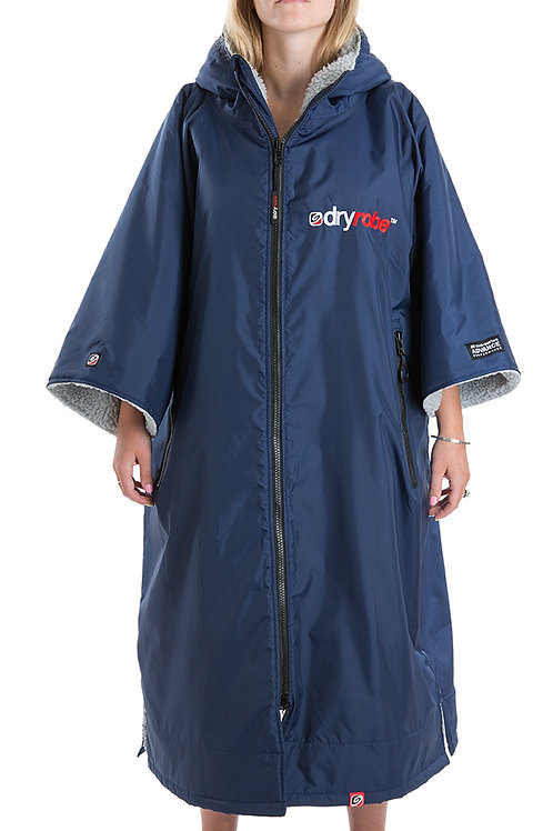 Dryrobe - Navy & Grey