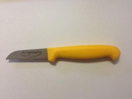 MarineCo Gutting Knife Serrated
