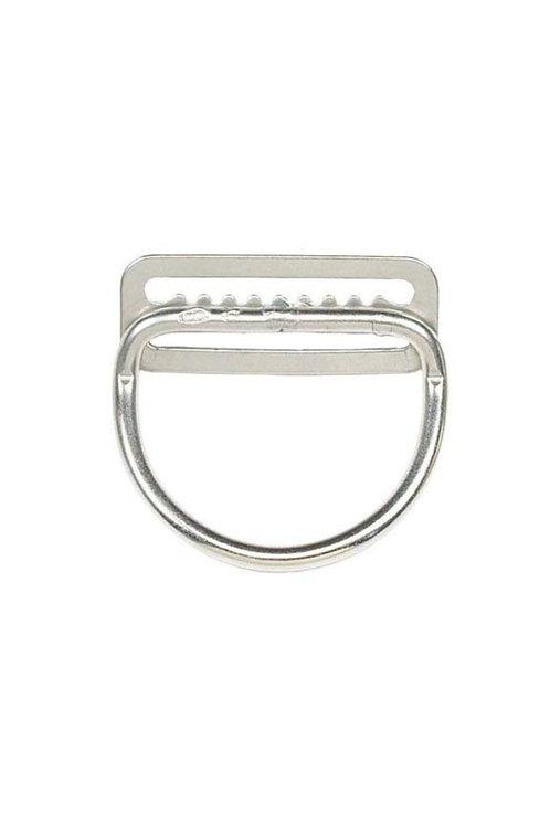 S/S D-Ring on Bent Belt Slide